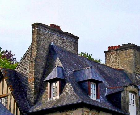 attic roof windows Dinan