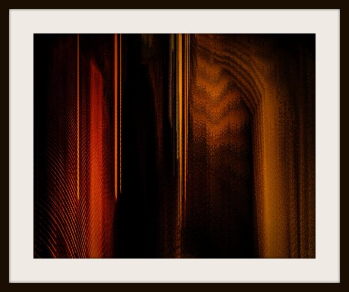 digital art abstract patterns of light