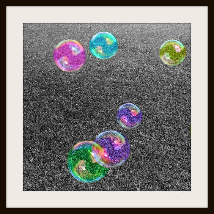 bubble quotation